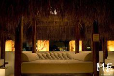 ME Cancun Infinity Bali Bed | Flickr: Intercambio de fotos