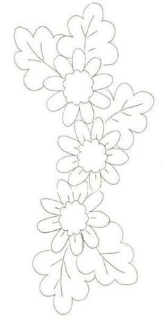 Ideas embroidery patterns flowers stained glass for 2019 - Stickerei Ideen Hand Embroidery Letters, Hand Embroidery Patterns Flowers, Hand Embroidery Videos, Hand Embroidery Stitches, Machine Embroidery Patterns, Hand Embroidery Designs, Embroidery Kits, Vintage Embroidery, Flower Patterns