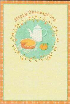 Thanksgiving Greeting Cards, Happy Thanksgiving, Ebay, Happy Thanksgiving Day