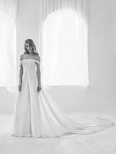 Vestido de novia juvenil - Raggio