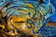 Hawaiian Gold II by Christopher Smart