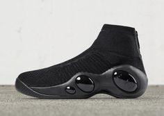 ed7c7196f73e Now Available  Nike Zoom Flight Bonafide Triple Black Nike App