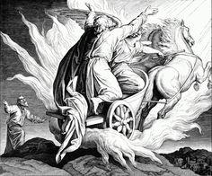 Илия и Елисей