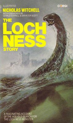 LOCH NESS MONSTER: Books about the Loch Ness Monster