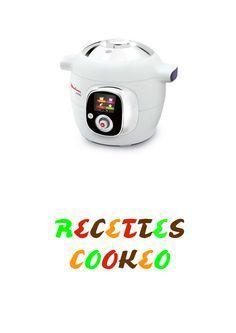 Livre de recettes Cookeo