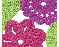 Design Underfoot {Colorful Crochet} «