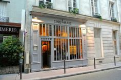 Le Cinq Mars, rue Verneuil, 7th, métro Solferino. Closed Sunday good for dinner after musee d'orsay