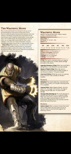 Dungeons And Dragons Classes, Dungeons And Dragons Homebrew, Dnd Characters, Fantasy Characters, Dnd Stats, Dnd Stories, Dungeon Master's Guide, Dnd Classes, Dnd 5e Homebrew