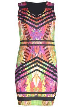 Just Curvy   Black Neon Aztec Tribal Bodycon Dress Geometric Dress, Tribal Dress, Wholesale Fashion, Wholesale Clothing, Curvy Fashion, Plus Size Fashion, Fashion Competition, Black Neon, Plus Size Outfits