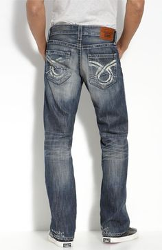 Big Star Jeans  (Distressed, Men's Pre-owned Brand Name Denim Jean Pants)
