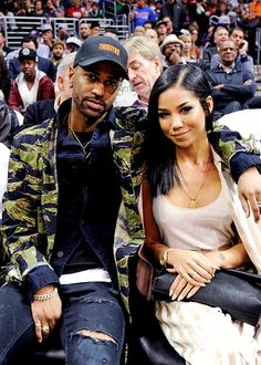 Big Sean & Jhené Aiko  (aka Goals of everything)