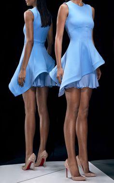 Neoprene Dress by Cushnie et Ochs for Preorder on Moda Operandi
