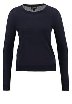 Sweter - navyblue