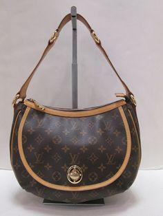 Keeks Buy   Sell Designer Handbags -  Louis Vuitton Monogram Canvas Tulum PM, $669.99 (http://www.keeksdesignerhandbags.com/louis-vuitton-monogram-canvas-tulum-pm-1/)