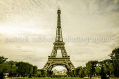 An original Paris skyline view of the Eiffel Tower.  Original photograph by independent artist.  Sold in high resolution and without the watermark. You will not see the name on the version you obtain. Will be printed on professional paper in Luster (Matte) finish. Sizes like 5x7 and 8x10 require cropping from original view.  All my prints are limited editions, I never sell more than 10 copies of any given photo.  Available for shipping with secure packaging.  Please note that to protect the…