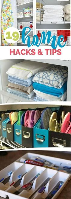 Organization is key for a functional home