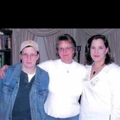 Amy, Laurie& Me