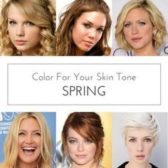 In this series we're taking a deeper look into each season of seasonal color analysis. Join us as we discuss warm, light and clear spring coloring!