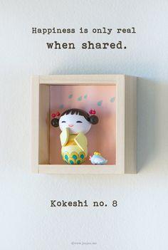 Miniature figurine OOAK doll Polymer clay by JooJooTreasures