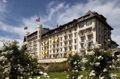 #palace gstaad, #leading hotels of the world