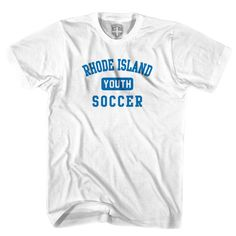 Rhode Island Youth Soccer T-shirt