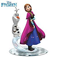 Disney FROZEN Do You Want To Build A Snowman? Figurine