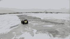 Sherp all terrain, no really, *all* terrain vehicle.
