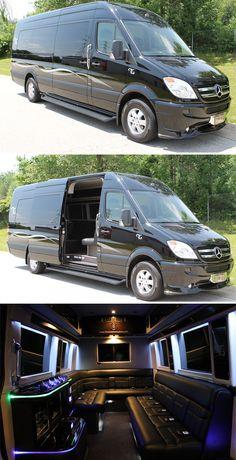 Mercedes -Benz Sprinter ~ 12 Passenger