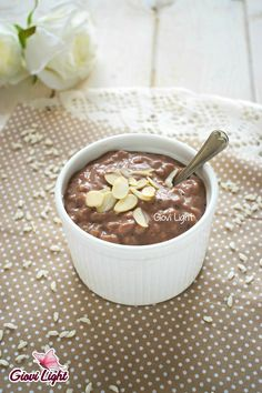 Light cocoa and cinnamon solids – gluten, casein, sugar and fat free - Food Drinks Sweet Recipes, Healthy Recipes, Fast And Slow, Good Food, Yummy Food, Dessert Bowls, Kakao, Recipe Today, Lactose Free