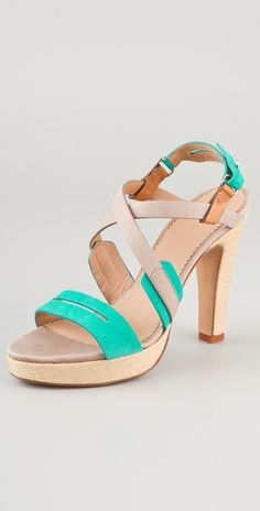 Rag & Bone Cayman High Heel Sandals  #fashiongame #putyourbestfootforward  www.stylmee.com