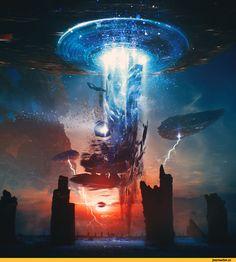 art,арт,красивые картинки,Alexey Kondakoff,Sci-Fi