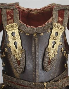 Made by Drouar (possibly André Drouart): Armor of Infante Luis, Prince of Asturias (1989.3) | Heilbrunn Timeline of Art History | The Metropolitan Museum of Art