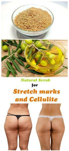 Natural Scrub for St