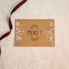 Papeterie mariage - assortiment - remerciement. - Wedding stationery - assortment - thanks. - Papelería de boda - surtido - gracias.
