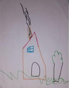 Orando com as crianças: A Casa de Deus