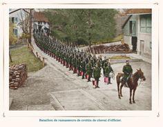 Bataillon de ramasseurs de crottin de cheval d'officier