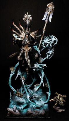 Showcase: Nagash Supreme Lord of the Undead - Tale of Painters
