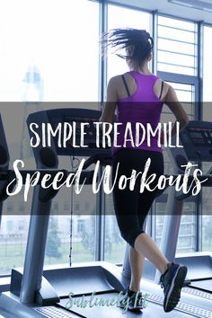Easy treadmill speed workouts to help you run faster when you can't or don't want to run outside. These treadmill workouts will help you build speed so you can run a PR! Find out more in this page. Fat Burning Cardio Workout, Speed Workout, Running On Treadmill, Treadmill Workouts, Best Cardio Workout, Fit Board Workouts, Running Workouts, Walking Workouts, Workout Plans