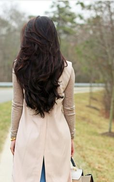 Love the length and layers – hair styles for short hair – Hair Styles Haircuts For Long Hair With Layers, Long Layered Haircuts, Long Hair Cuts, Long Hair Short Layers, Long Layerd Hair, Great Hair, Hair Dos, Gorgeous Hair, Balayage Hair