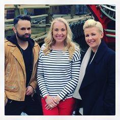 #etter å ha vært med på foto/film opptak i dyreparken i går#tv2#finne#janneformo#gøy#fun#time#krsby#kristiansand#norway#hår#hair# @patriciofer #sminke#makeup# @piakristinejacobsen #styleno#style#photooftheday#oslo#detnye#sortedame#abrahavn# Kristiansand, Instagram Posts, Tops, Women, Fashion, Moda, Women's, La Mode, Shell Tops