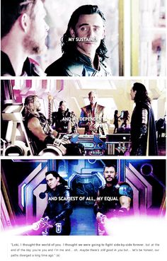 Thor and Loki: Brothers Forever (Part 2)