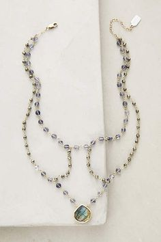 Cleo Cage Necklace - anthropologie.com