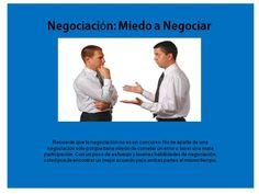 Negociación Miedo a Negociar Teamwork, Tips