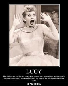 Lucy… #lol