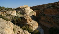 #Mides canyon in the south #Tunisia
