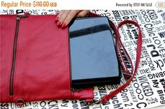 Holiday Sale Laptop messenger bag , Leather laptop bag . by BarLeather on Etsy