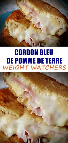 Weigth Watchers, Cordon Bleu, Junk Food, Quiche, Food And Drink, Cooking Recipes, Nutrition, Meat, Dinner