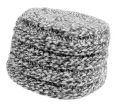 """A different look or a classic favorite. Size: Adult Yarn: 1 skein of Morehouse Merino Featherlight Needles: 16"""" circular needle #6 and set of double-pointed #6 (or you can kit the entire hat using double-pointed needles)"""