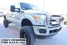 2014 Ford F350SD XLT Crew Cab 6.7L Diesel Lifted Truck