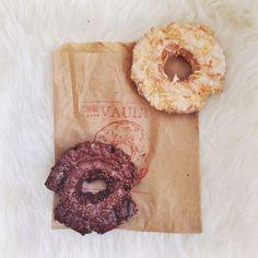 Doughnut Vault via UOChicago..YUM
